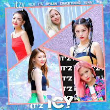 ITZY - ICY - Home