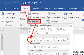 If you need to insert a dotted line or dashed line in microsoft powerpoint then you need to start adding a new shape line. Five Ways To Add Vertical Lines In Word Office Watch