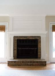 best 25 brick fireplace makeover ideas on fireplace update brick fireplace and fireplace whitewash