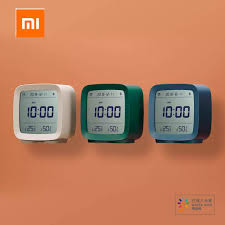 In stock <b>Xiaomi Cleargrass Bluetooth Alarm</b> Clock smart Control ...