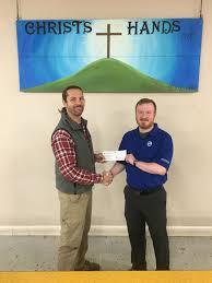Harlan County Farm Bureau Supports Christ Hands - Kentucky Farm Bureau