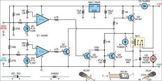 similiar water pump circuit diagram keywords circuit diagram furthermore water level pump control diagram on water