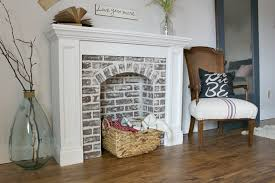 homemade fake fireplace blackbirdphotographydesigncom