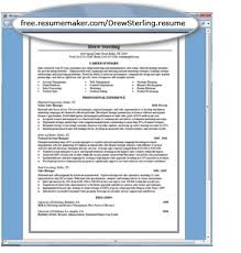 publish your resume online