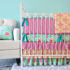 Crib Bedding Patterns Awesome Decorating
