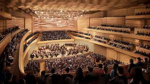 After Years Of False Starts Geffen Hall Is Being Rebuilt