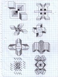 patterns to draw on graph paper designs on paper drawing at getdrawings com free for personal use