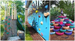 Best Backyard Fun For Kids In 15 Backyard Play Space Ideas For Kids The  Realistic