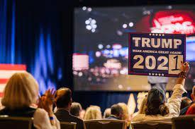 Donald Trump airs post-election ...