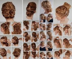 Fotos Peinados Recogidos Para Pelo Corto Rizado Peinados Para El