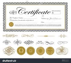 free gift certificate template awesome t certificate template fieldstation