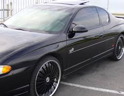 2001 Chevrolet Monte Carlo - Information and photos - ZombieDrive