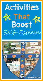 best images about life skills for kids random activities that boost children s self esteem