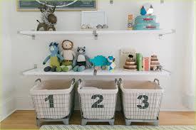 clever ideas nursery wall shelf with