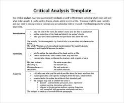 Sle Critical Essay How To Write A Critical Essay Sle Essay