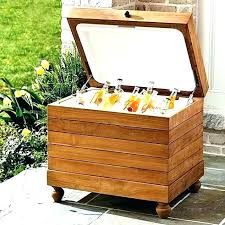 stainless steel patio cooler lovely outdoor teak wood ice chest view wooden bar plans huge qt cedar ice chest tutorial patio outdoor wooden
