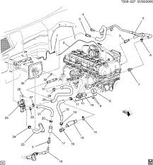 engine diagram 2004 gmc envoy engine wiring diagrams