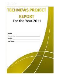 Project Report Template