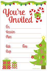 Free Christmas Party Invitation Templates 650 975 Free