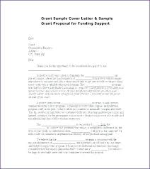 Sample Grant Writer Cover Letter Writers Content Example