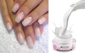 Enii Nails Uv Gél French Modelovací Mléčně Bílý 10 Ml Produkty