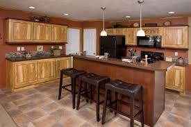 Luxury Mobile Home Kitchen Ideas For Single Wide Mobile Homes House Decor With Pic Of