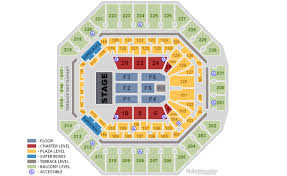 Where To Sit At The At T Center Attcenter Sanantonio
