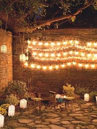 10 outside brick wall decor ideas