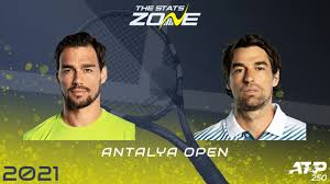 2021 Antalya Open Round of 16 – Fabio Fognini vs Jeremy Chardy Preview &  Prediction - The Stats Zone