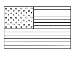 american template united states flag american flag template american flag coloring sheet outline