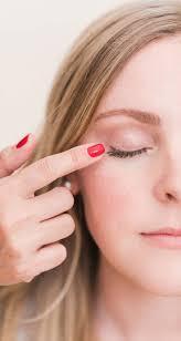 lauren conrad s tips on wearing shimmer makeup