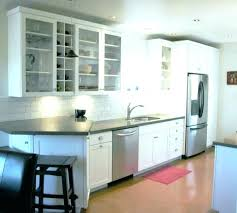 kitchen wall cabinets with glass doors wall cabinets with glass doors kitchen wall cabinets glass doors