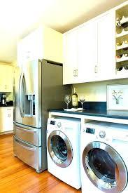 kitchenaid washer and dryer. Washer And Dryer In Kitchen Hide Laundry Kitchenaid
