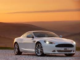 Aston Martin Db9 2011 Pictures Information Specs