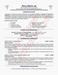 Free Registered Nurse Resume Templates Interesting Free Nursing Resume Templates New Improve Resume Free Nurse Resume