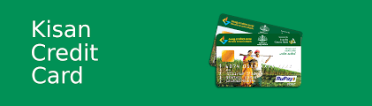 kissan credit card kcc we provide timely credit to farmers through simplified procedure facilitating loans when needed