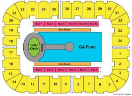 Berglund Center Seating Chart Monster Jam Berglund Center Coliseum Tickets And Berglund Center
