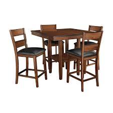 Standard Furniture Pendwood 5PC Counter Height Dining Set 40\