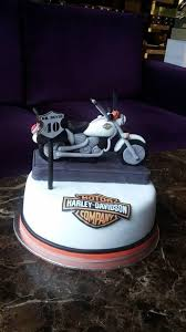 The Harvest On Twitter Custom Harley Davidson 3d Cake Httptco