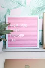Pink Letter Board Quotes Inspiring Quotes Blogger Office