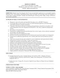 army to civilian resumes army to civilian resume examples military federal resume writers