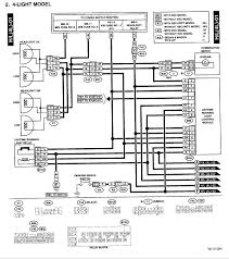 2000 subaru outback stereo wiring diagram
