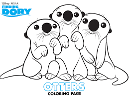 Finding Nemo Coloring Pages Free Dory And Printables Coloradomoms