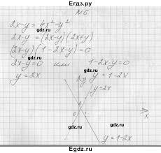 Решение контрольная работа № вариант № по Алгебре  Решебник контрольная работа №7 вариант 4 6 ГДЗ Решебник по алгебре 7 класс дидактические материалы к учебнику Мордкович