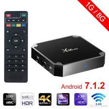 X96 Mini Android Smart Tv Box Amlogic S905w 1gb Ram 8gb Rom Quad Core 4k Hd  Media Player From Xlintek Streaming Tv Box Free Tv Box From Xlintek,  $16.09