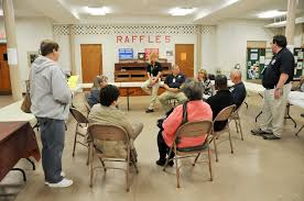 residents get answers at recovery round table