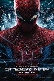 the amazing spider man 3d 12a