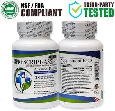 Prescript Assist Light Amazon Com Prescript Assist Probiotic 60 Caps Added Pea