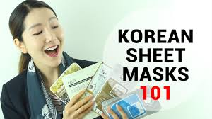korean sheet masks korean sheet mask review how to choose a sheet mask wishtrend