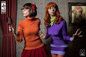 daphne costume diy unique characters velma ley daphne blake from hanna barbera s of daphne